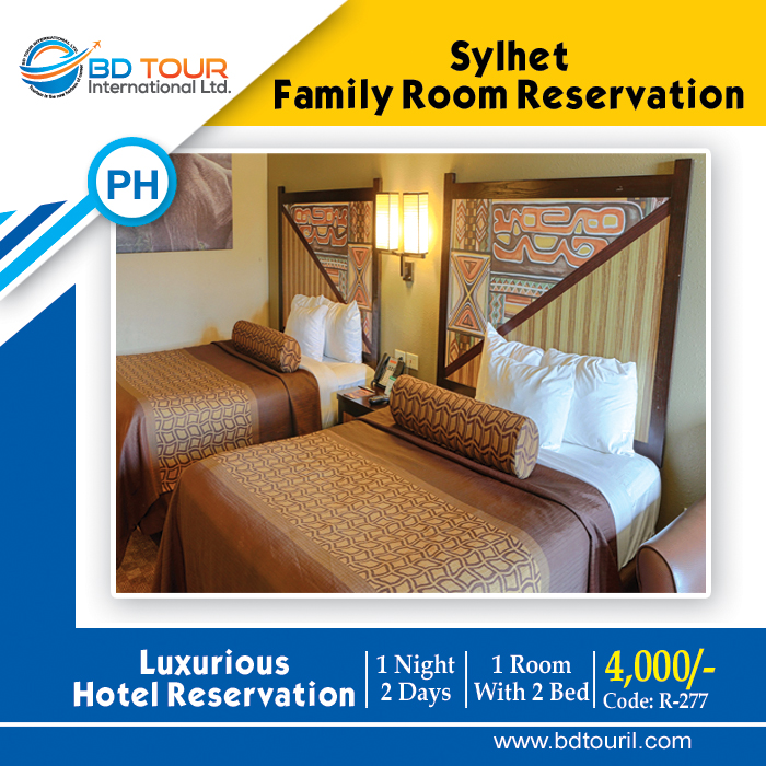 SYLHET HOTEL RESERVATION